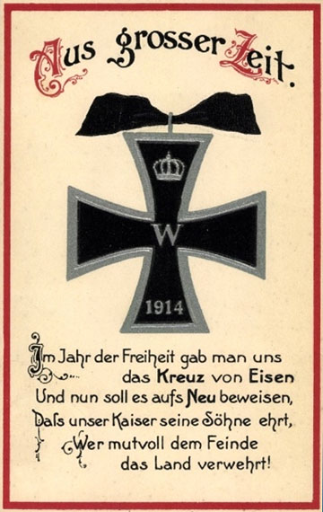 Eisernes Kreuz 1WK Kaiser web