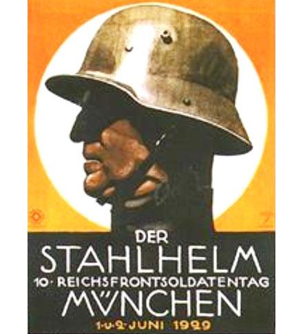 Plakat Stahlhelm web