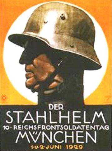SH Kasseedorf Plakat Stahlhelm web