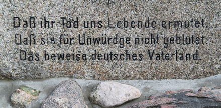 MP Gostorf Spruch